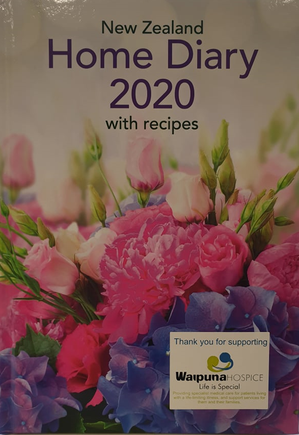 NEW! 2020 New Zealand Home Diary with Recipes...